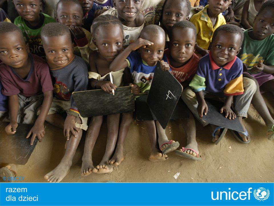 Dziękujemy! © UNICEF