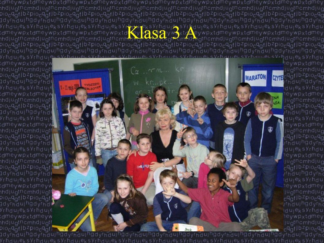 Klasa 3 A