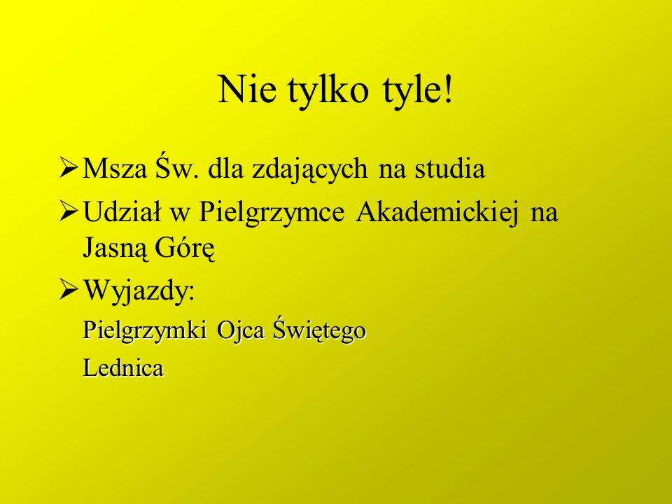 Nasz Patron 28 maja Konkursy Cykl wykładów o życiu i nauczaniu Stefana Kardynała Wyszyńskiego Prymas.