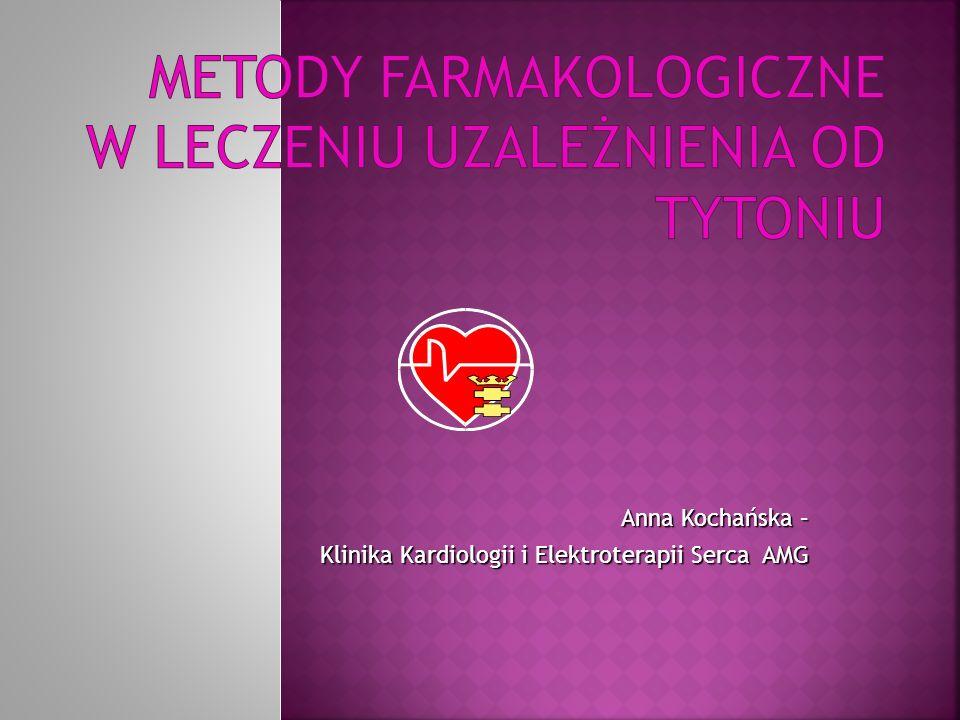 Anna Kochańska – Klinika Kardiologii i Elektroterapii Serca AMG
