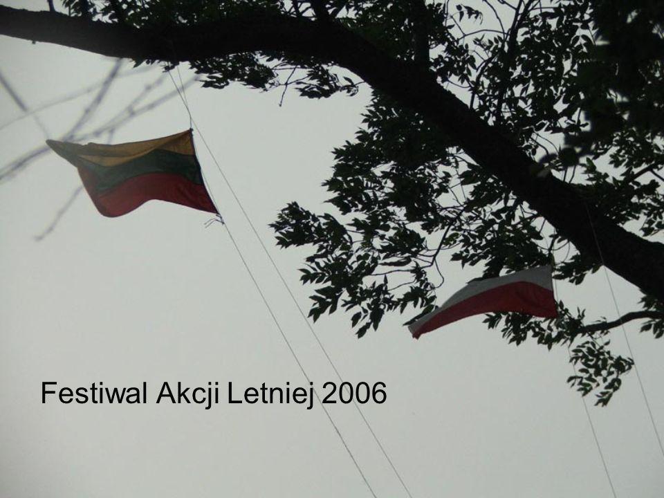 Festiwal Akcji Letniej 2006