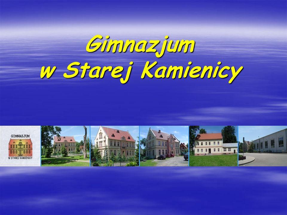 Gimnazjum w Starej Kamienicy
