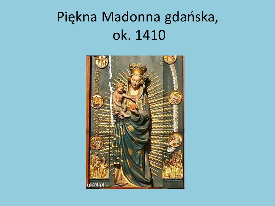 Piękna Madonna z Kruźlowej ok. 1410-30