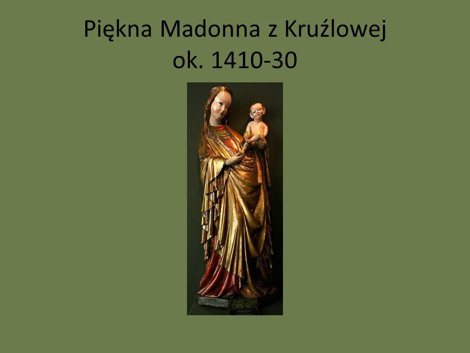 Giotto di Bondone Spotkanie w Złotej Bramie,I poł. XIV w