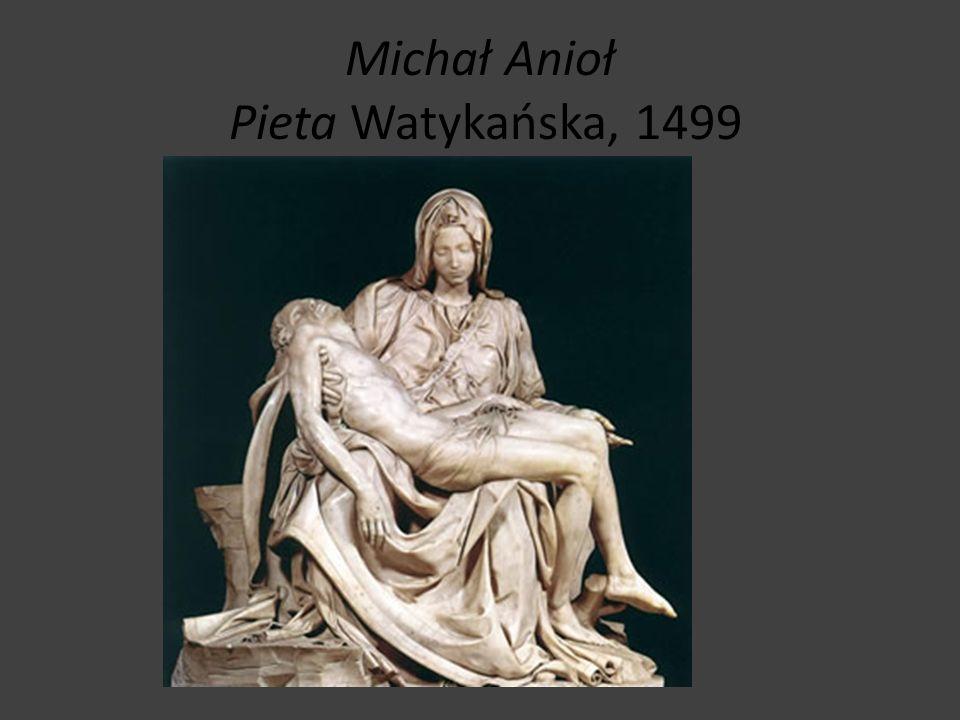Michał Anioł Dawid, 1504