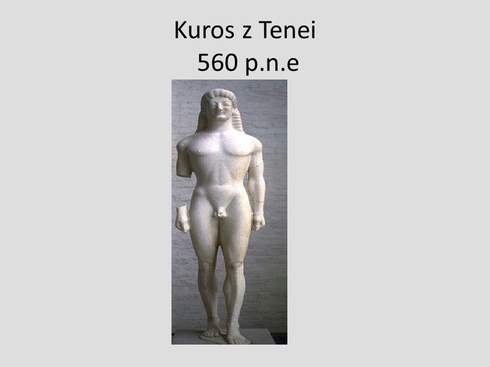 Antenor z Aten Kora, 525 p.n.e