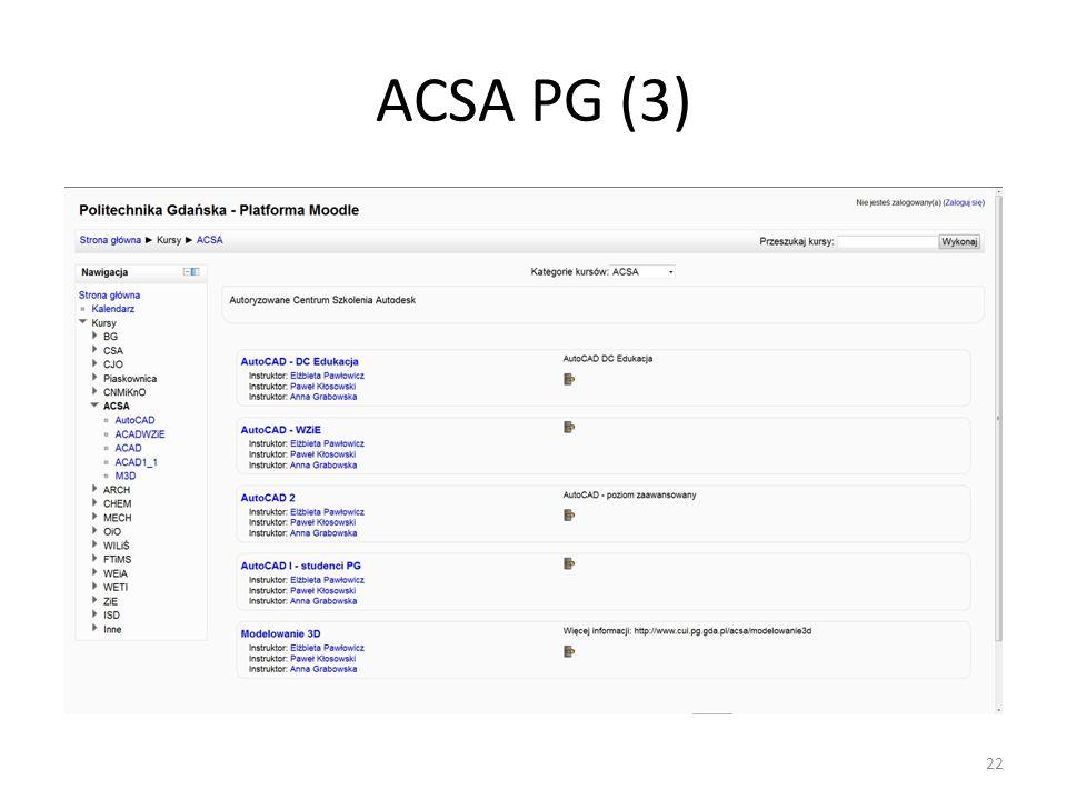 ACSA PG (3) 22