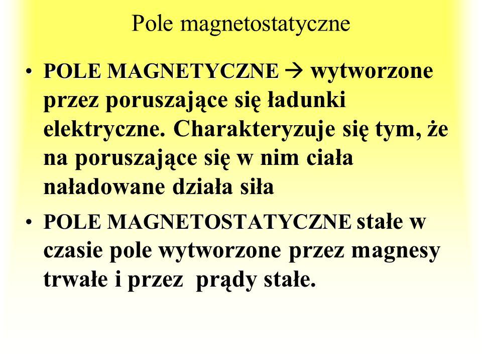 Prawo Gaussa Strumień indukcji przez dowolną powierzchnię zamkniętą równa się sumie algebraicznej ładunków elektrycznych obejmowanych przez tę powierz