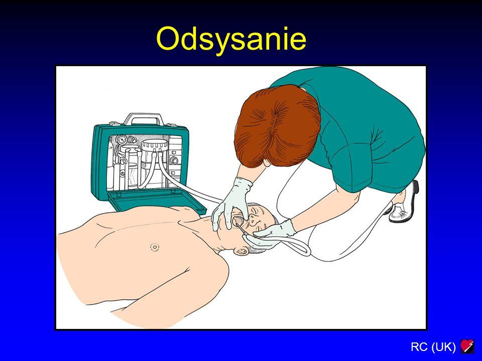 RC (UK) Proste przyrządy do udrażniania dróg oddechowych