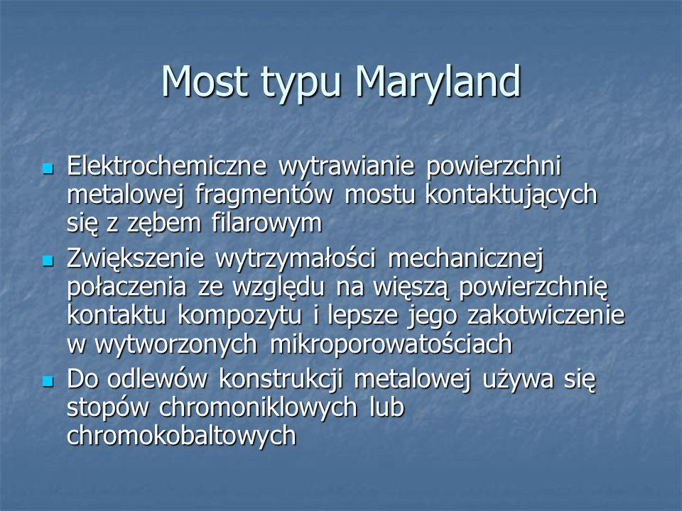 Most typu Maryland