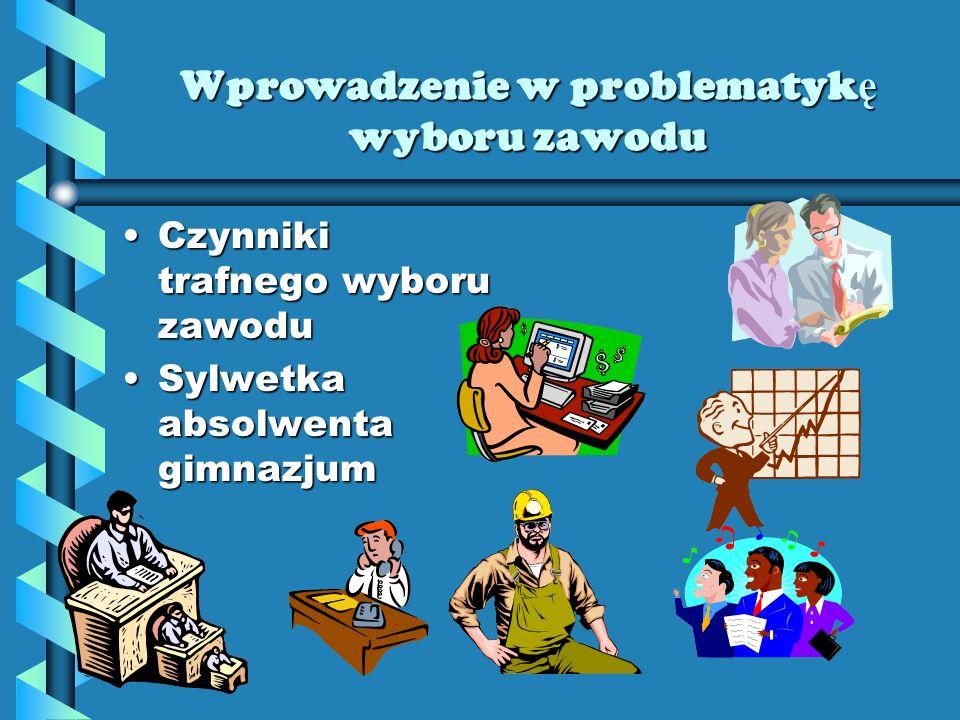 Jak wybrać zawód? Przygotowujemy się do podjęcia decyzji szkolno – zawodowej: planujemy ścieżki i kroki. - załącznik do warsztatów edukacyjno- aktywiz