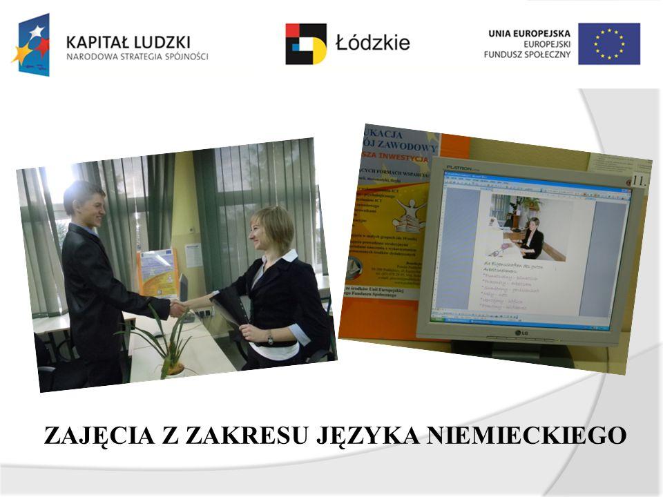 Dane kontaktowe Zespół Szkół Ponadgimnazjalnych w Poddębicach ul.