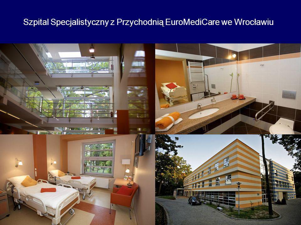 www.emc-sa.pl 2207 pacjentów Pacjenci leczeni w ramach karty EHIC w szpitalach EMC w latach 2011-2012