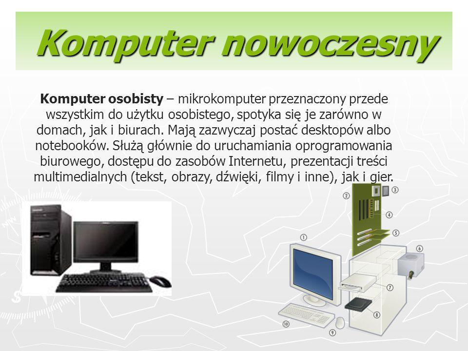 Pierwszy komputer osobisty Niewątpliwym faktem jest natomiast to, że pierwszym masowo produkowanym tego rodzaju komputerem, który faktycznie dotarł