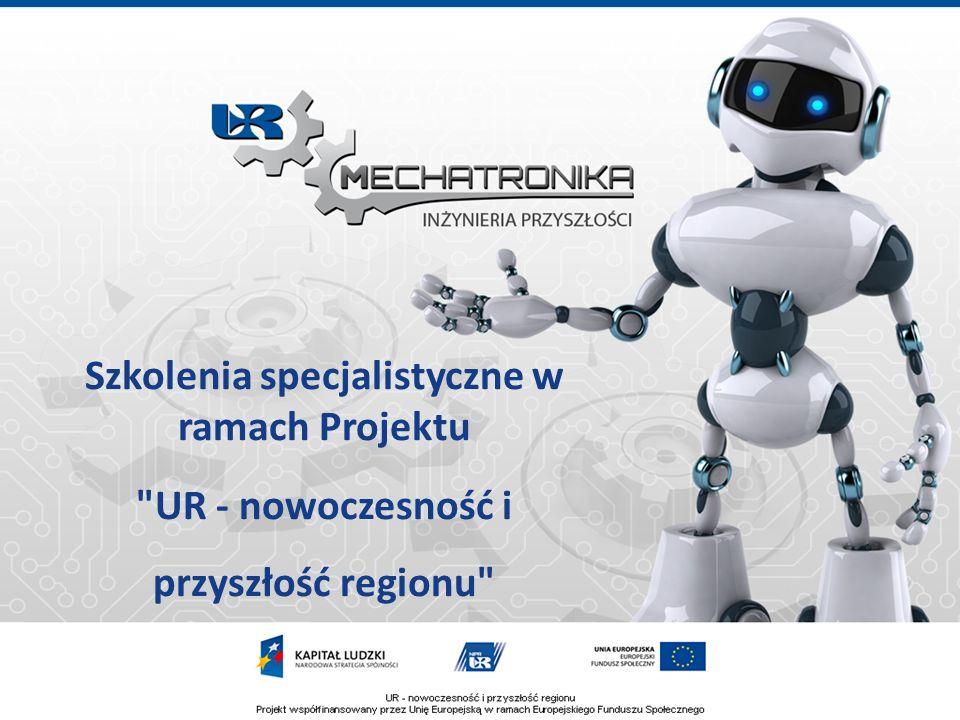 Uniwersytet Rzeszowski realizuje obecnie projekt pt.