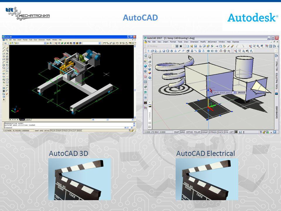AutoCAD Electrical AutoCAD AutoCAD 3D