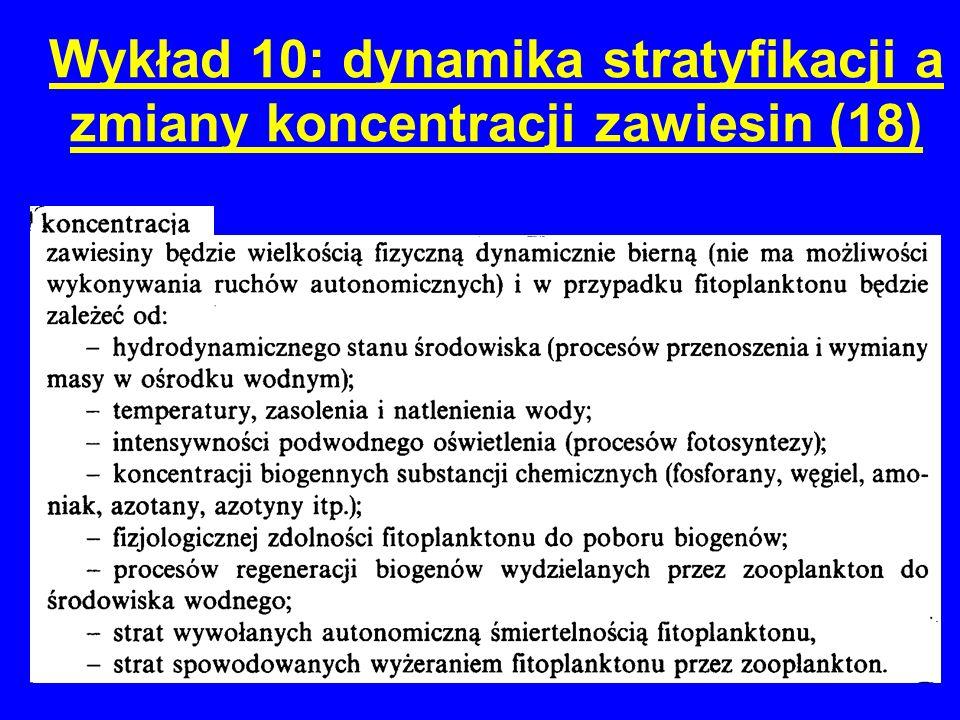 Wykład 10: dynamika stratyfikacji a zmiany koncentracji zawiesin (18)