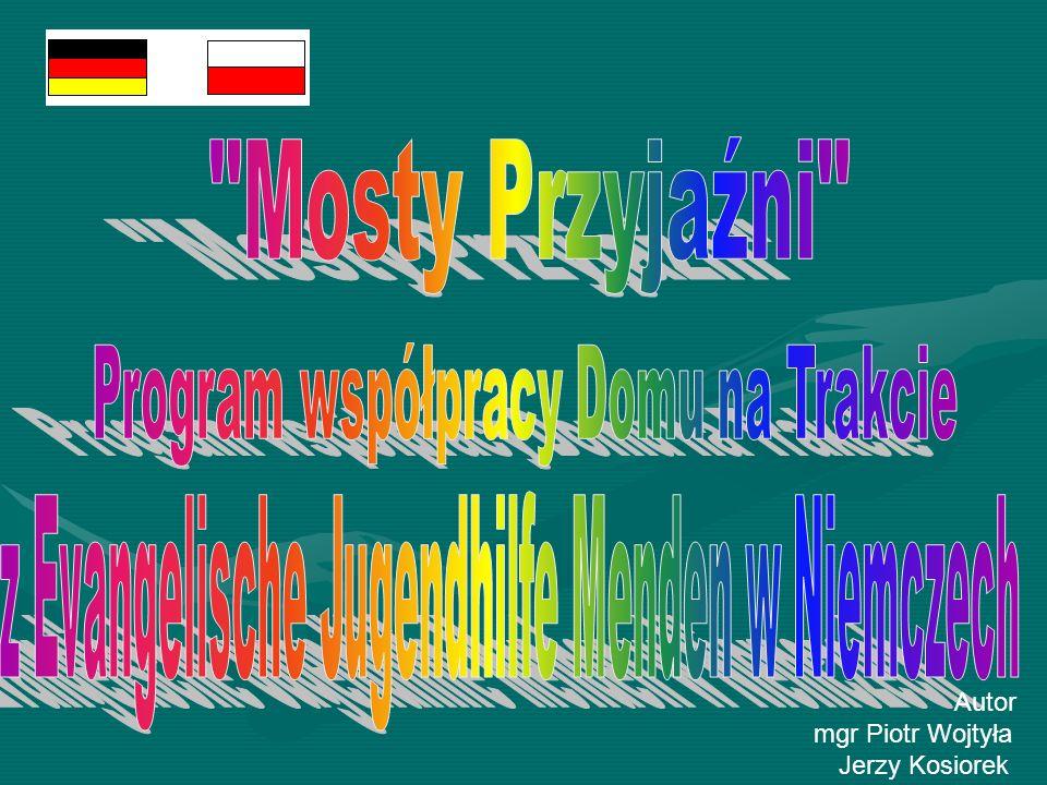 Autor mgr Piotr Wojtyła Jerzy Kosiorek