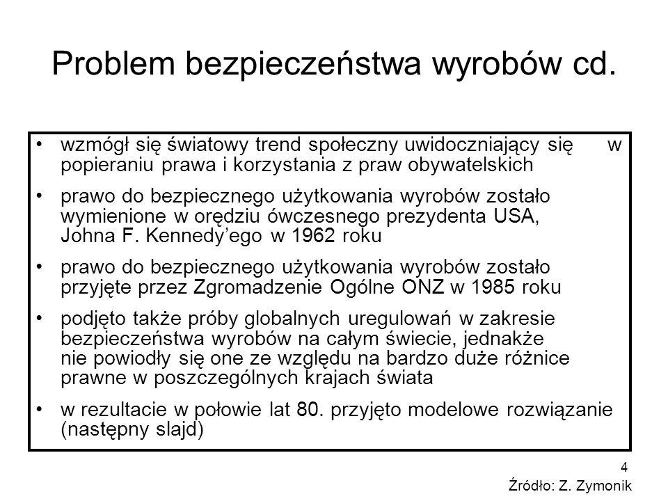 25 Symbol oznakowania CE Źródło: http://www.oznaczenie-ce.pl/index.php?sessionID=c310c383c59a7989a760dde77f7846e6 (12.01.07.)http://www.oznaczenie-ce.pl/index.php?sessionID=c310c383c59a7989a760dde77f7846e6