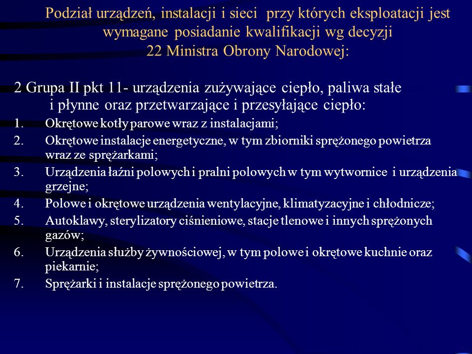 Polskie Normy dotyczące instalacji i urządzeń elektrycznych w przestrzeniach zagrożonych wybuchem PN-EN 60079-1:2004/AC:2006 Urządzenia elektryczne w przestrzeniach zagrożonych wybuchem.