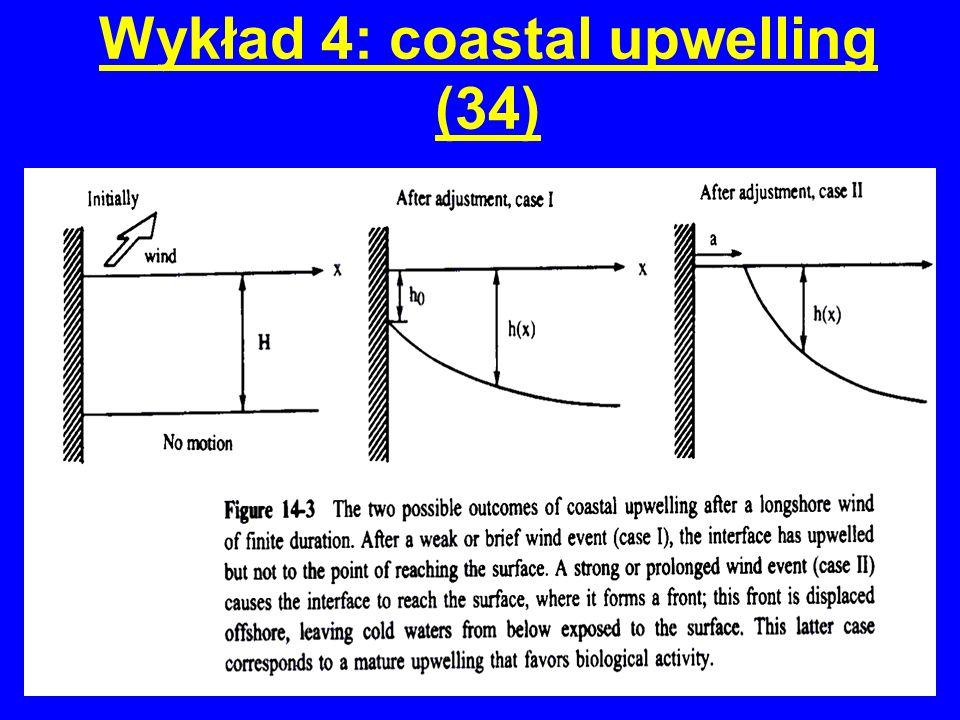 Wykład 4: coastal upwelling (34)