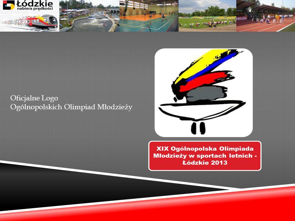 Oficjalne Logo Ogólnopolskich Olimpiad Młodzieży