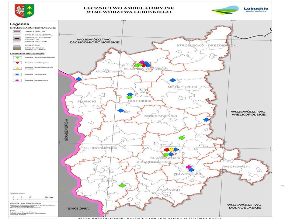 Organizacja świadczeń Departament Ochrony Zdrowia Urzędu Marszałkowskiego Województwa Lubuskiego Zielona Góra, 10 września 2012 rok 13 Kierunki rozwoj
