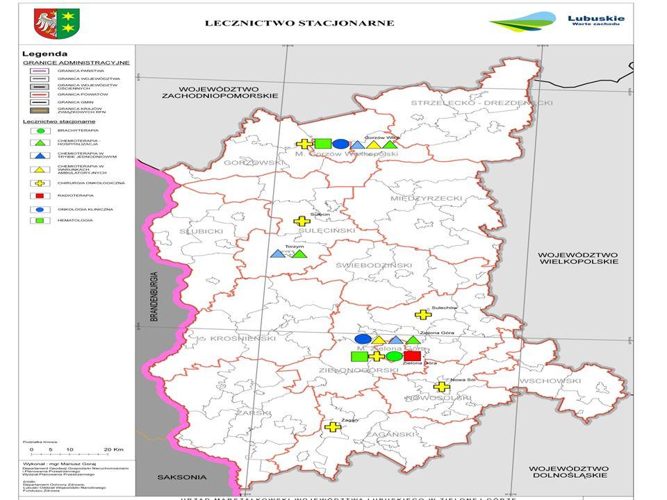 Departament Ochrony Zdrowia Urzędu Marszałkowskiego Województwa Lubuskiego Zielona Góra, 10 września 2012 rok 14