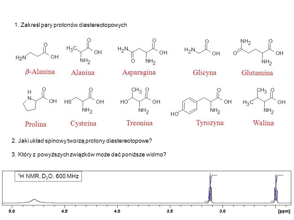 Stałe geminalne, 2 J 1.Zależność 2 J od hybrydyzacji węgla.