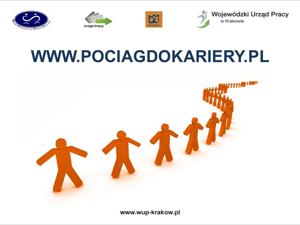 WWW.POCIAGDOKARIERY.PL