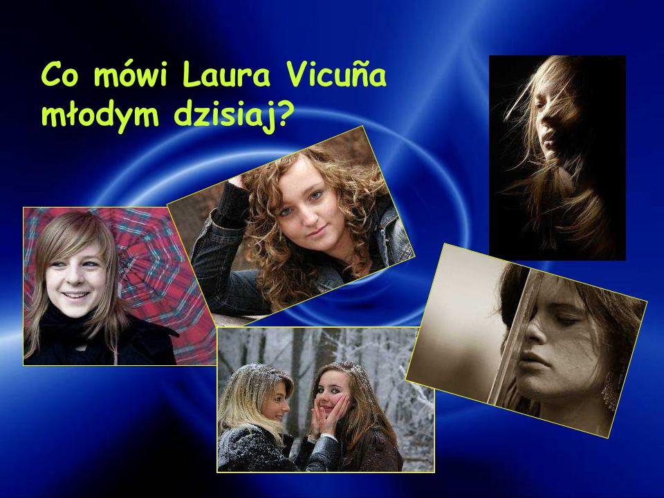 Co mówi Laura Vicuña młodym dzisiaj?