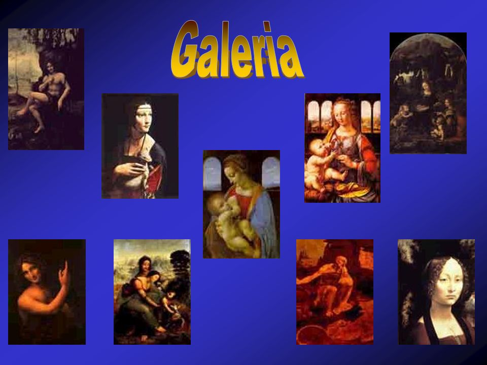 Malarstwo Mona Lisa jest jednym z najsłynniejszych portretów w historii sztuki. Podobno Leonardo zabawiałó swą modelkę czytaniem i muzyką- stąd ten zn