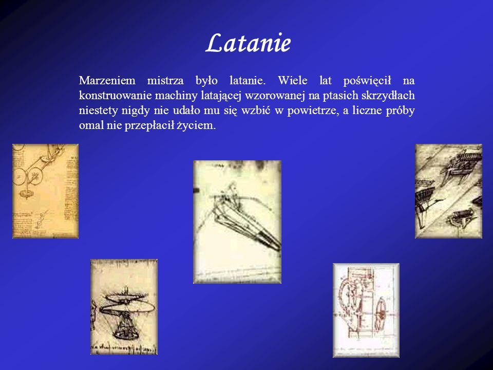 Inżynier Leonardo uważany jest za jednego z największych geniuszy w historii cywilizacji, wpłynął na całe pokolenia twórców sztuki i techniki. Jego ni