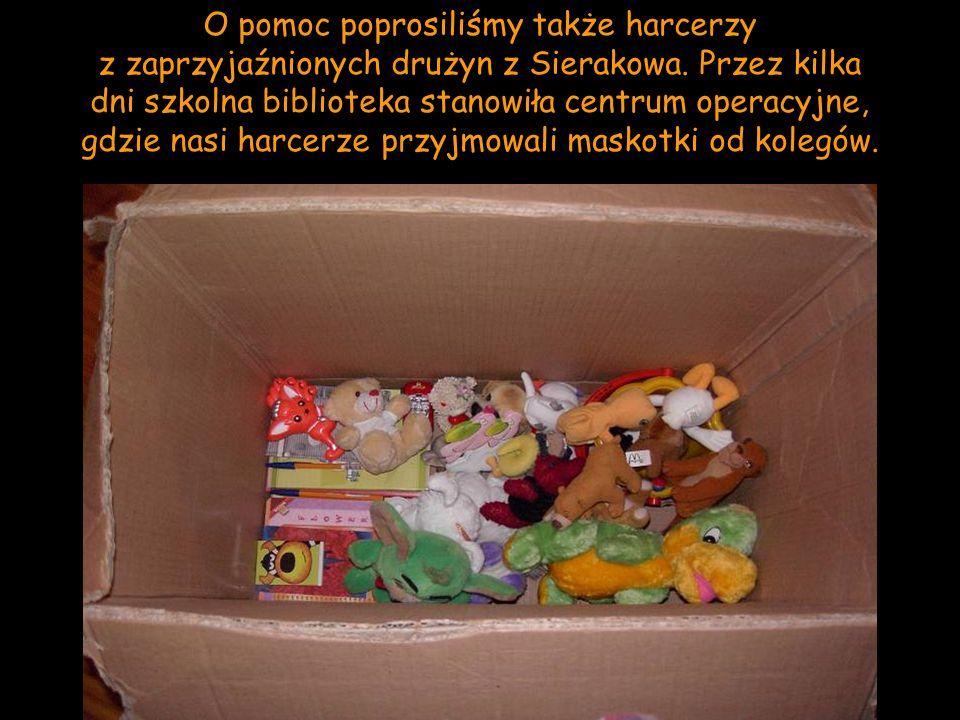I w ten oto sposób udało się zebrać całe mnóstwo cudownych zabawek.