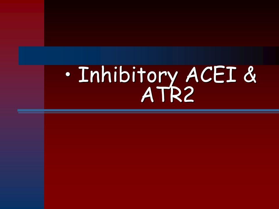 Inhibitory ACEI & ATR2