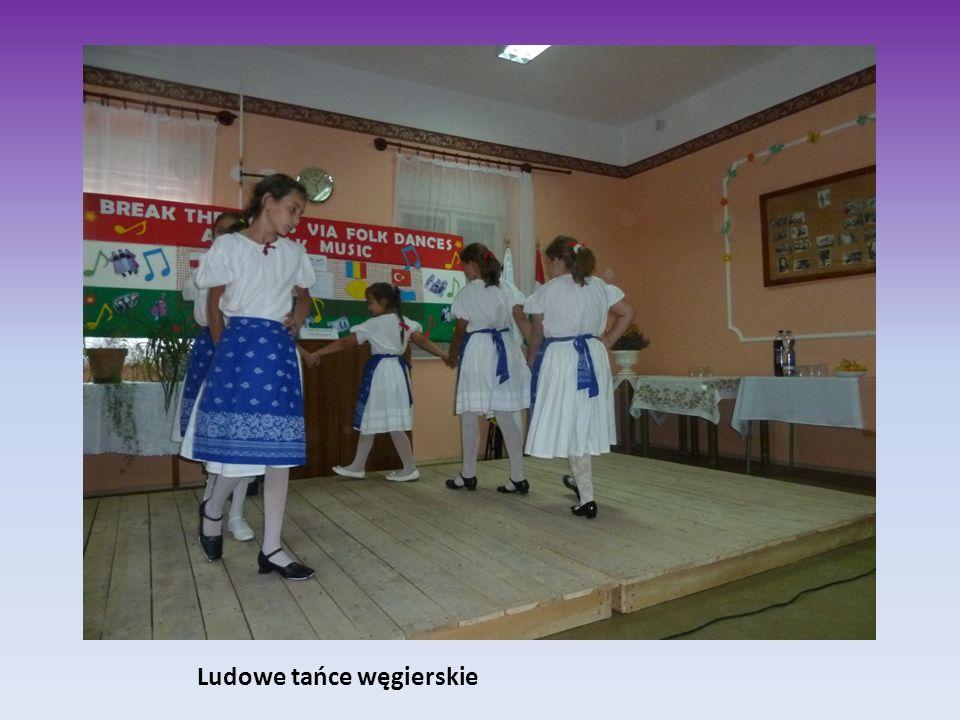 Ludowe tańce węgierskie
