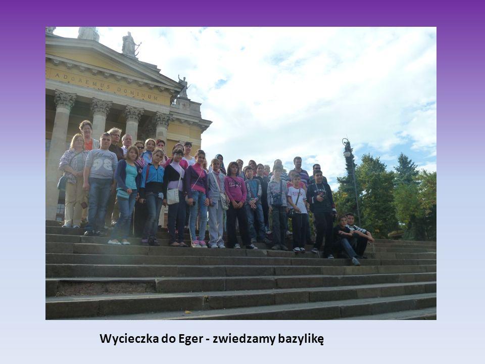 Wycieczka do Eger - zwiedzamy bazylikę