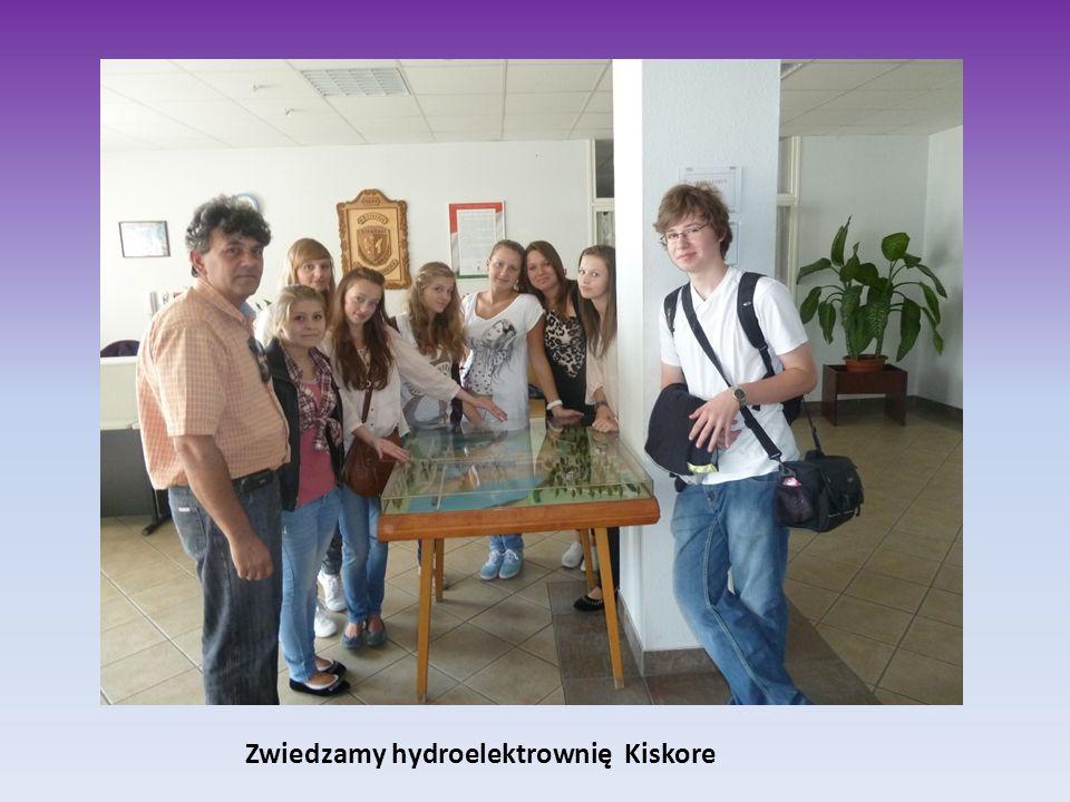 Zwiedzamy hydroelektrownię Kiskore