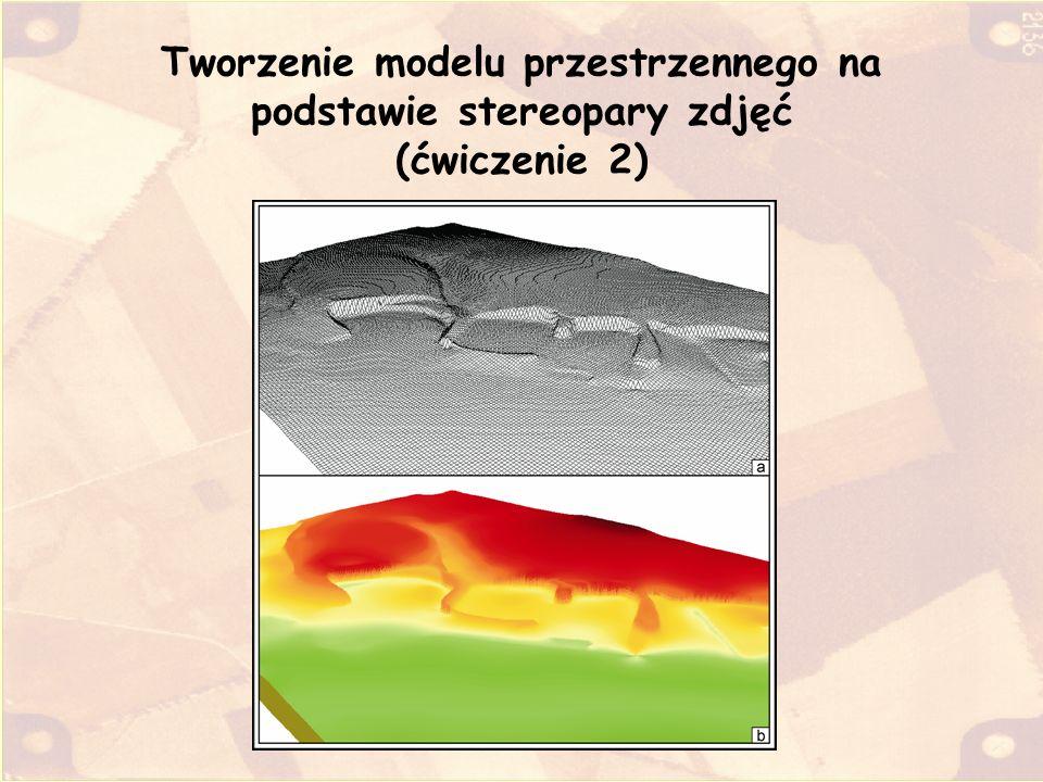 Cyfrowy model powierzchni terenu Cyfrowym (numerycznym) modelem wysokości (ang.