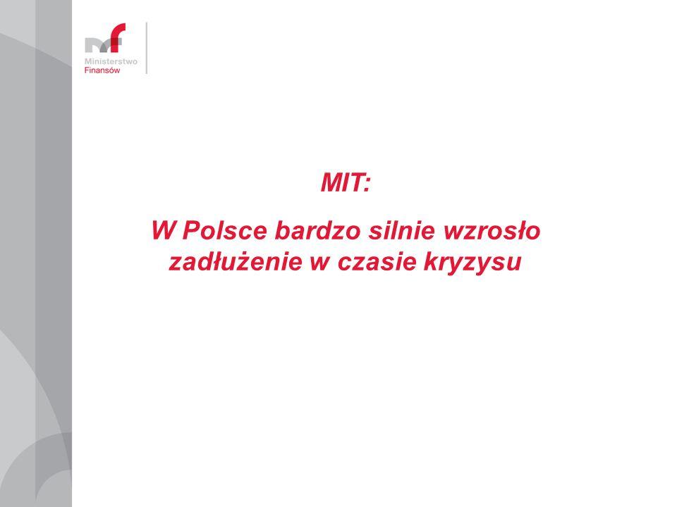 MIT: W Polsce obciążenia podatkowe są bardzo wysokie