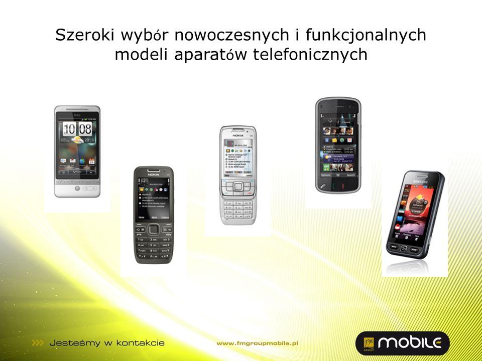 Szeroki wyb ó r nowoczesnych i funkcjonalnych modeli aparat ó w telefonicznych