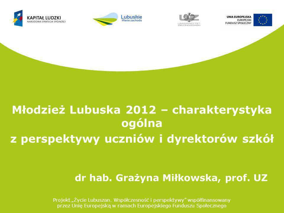 Zawartość wystąpienia 1.Cele i założenia badawcze 2.Konkluzje z badań 3.Niepokoje pedagogiczne 4.Rekomendacje dla praktyki