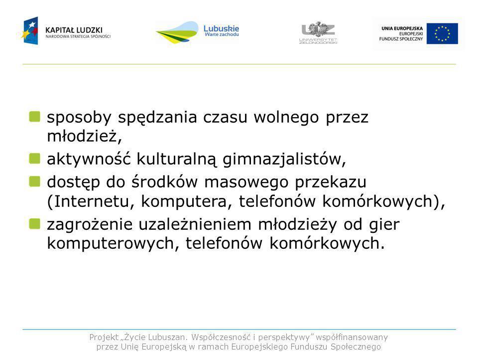 40 Projekt Życie Lubuszan.