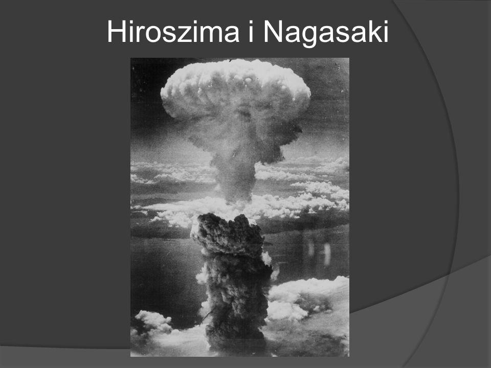 Hiroszima i Nagasaki