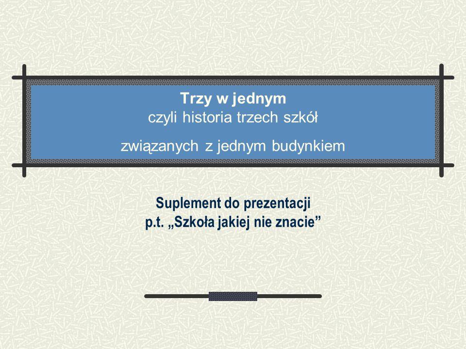 G I M N A Z J U M n r 5 od 1999 roku Historia szkoły Najnowszą kartę historii budynku szkolnego zapisuje Gimnazjum nr 5.