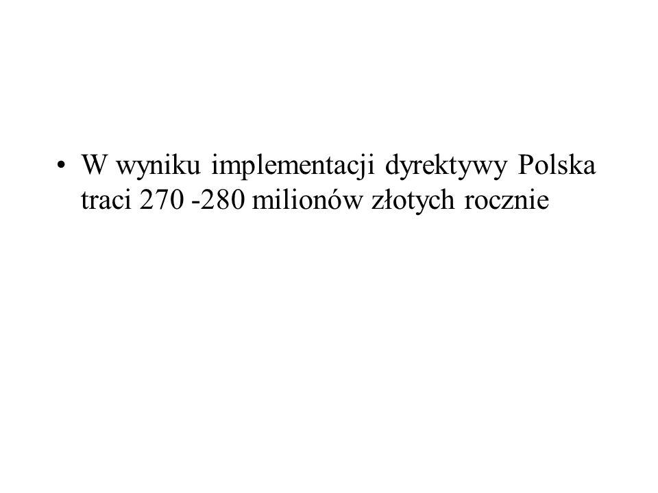 Implementacja Dyrektywy Sytuacje : Wypłacającym odsetki i należności licencyjne jest : Spółka RP, lub Zakład spółki UE położony na terytorium Rzeczpospolitej Polskiej.