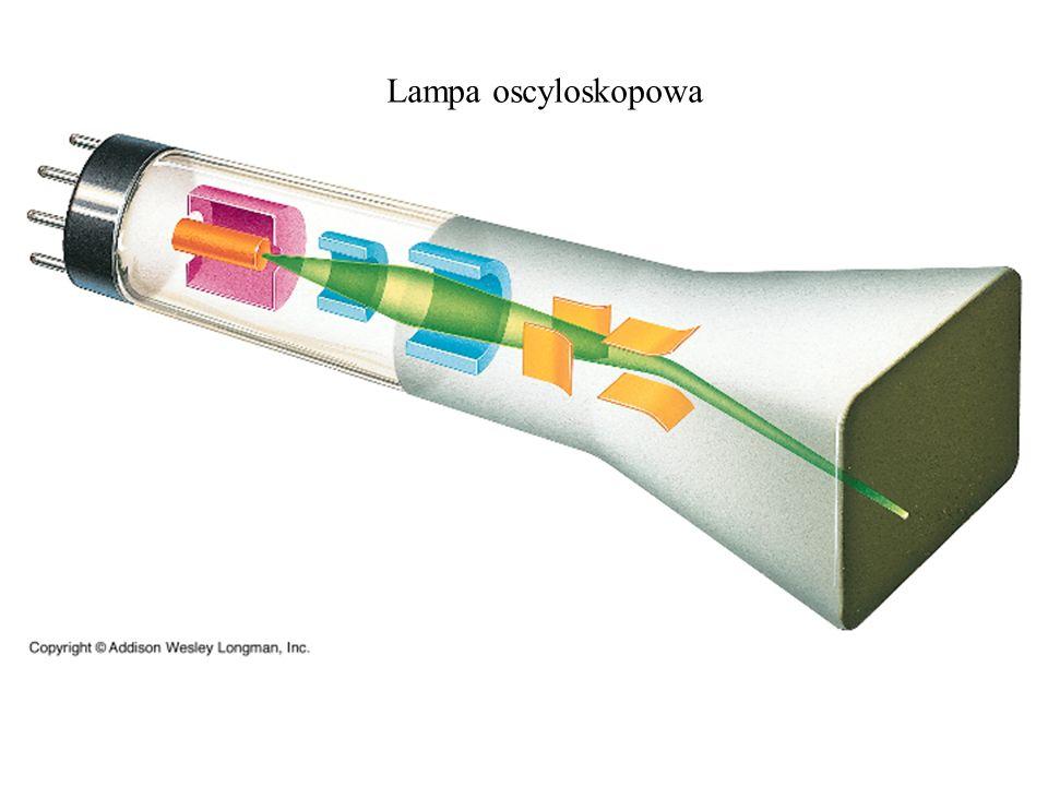 Lampa oscyloskopowa