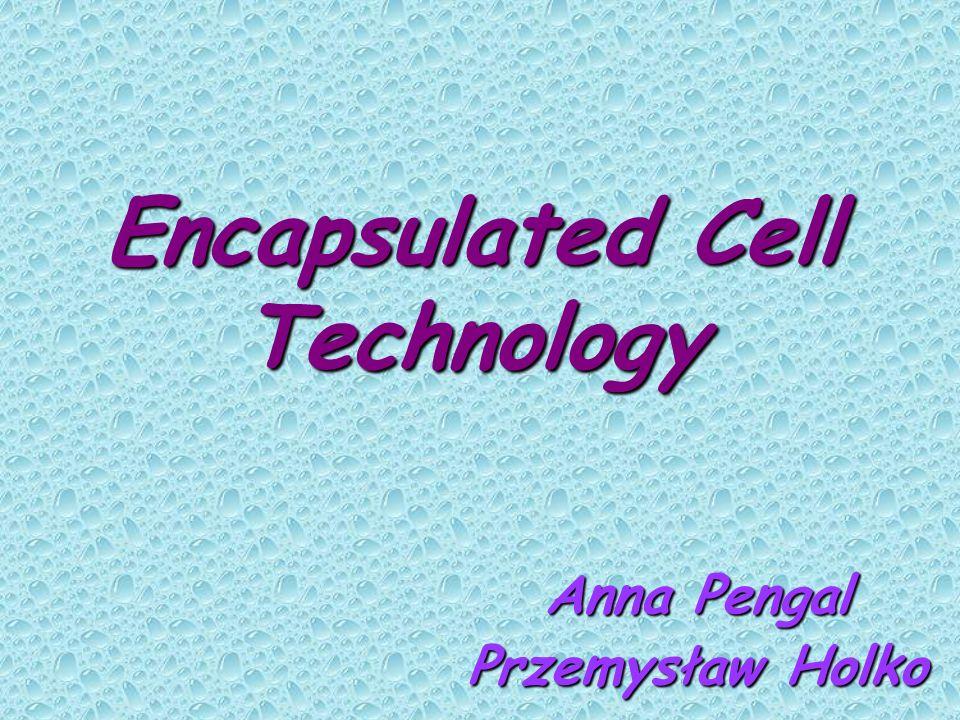 Technika wykorzystująca zamknięte w kapsułkach komórki produkujące naturalnie, lub dzięki technikom inżynierii genetycznej związki o pożądanych właściwościach