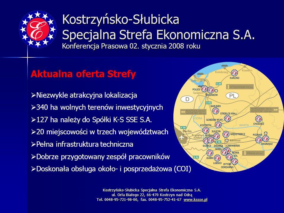 Kostrzyńsko-Słubicka Specjalna Strefa Ekonomiczna S.A.