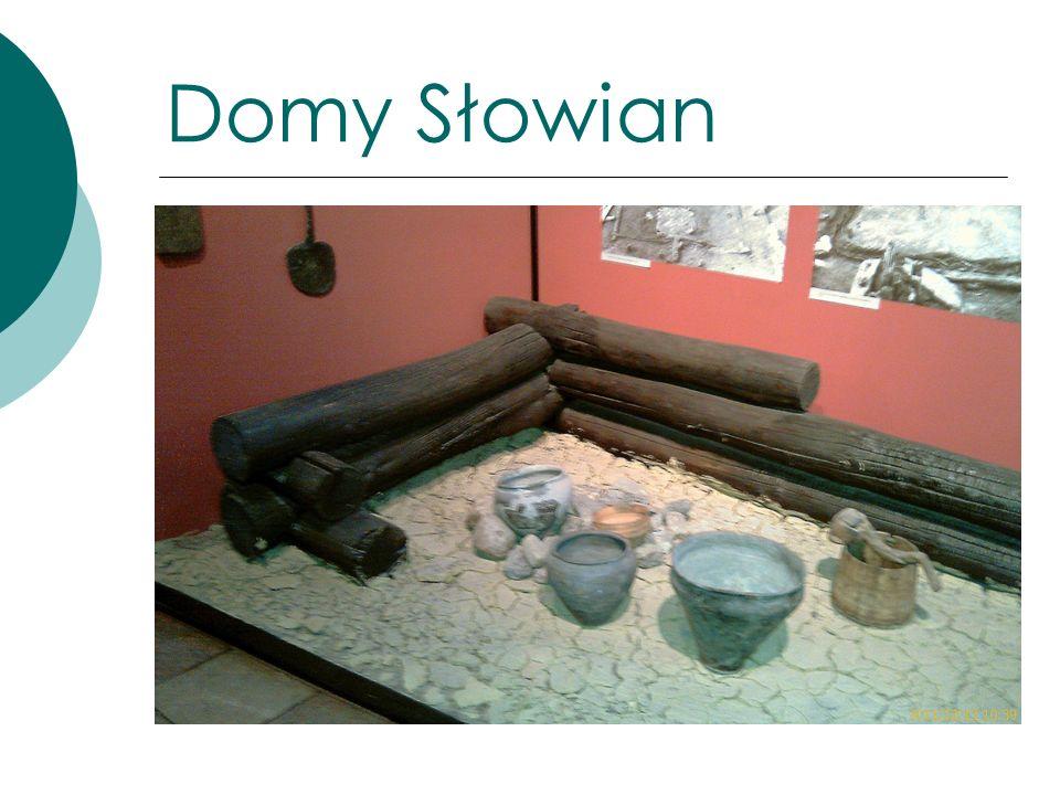 Domy Słowian